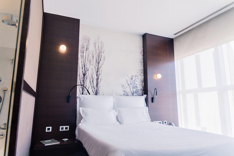 Room at Hotel Silken Diagonal Barcelona