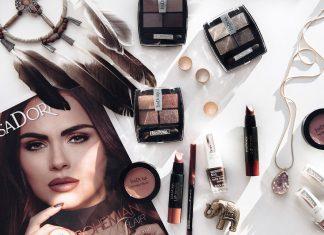 IsaDora Bohemian Flair Autumn Makeup 2016