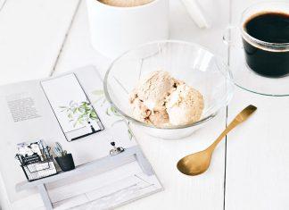 Kaffeglass med Nescafé LYX