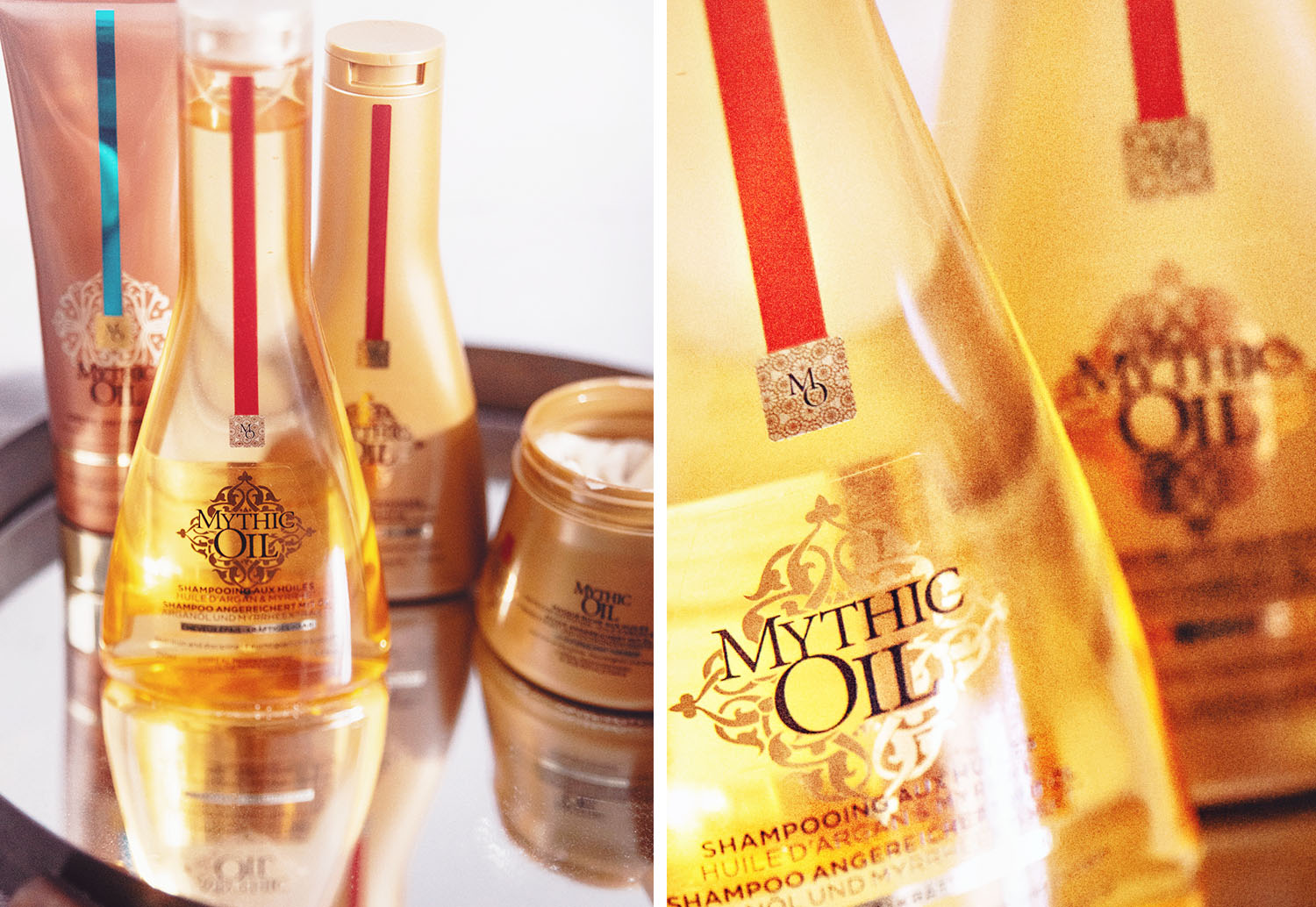 L'Oréal Professionnell Mythic Oil Shampoo & Conditioner