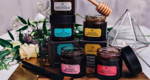 The Body Shop ansiktsmasker med superfood