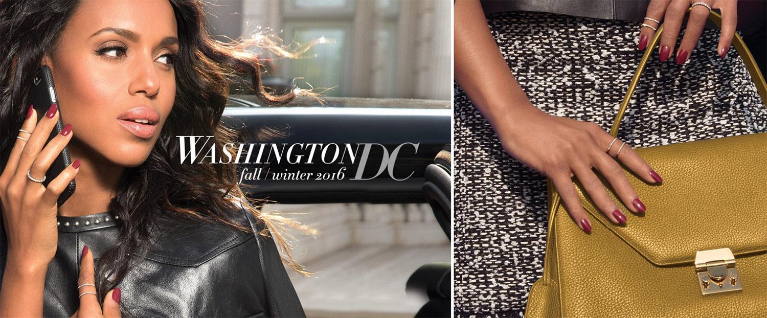 Washington DC OPI Collection Fall Winter 2016