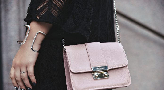 Don Donna Pink Mini Bag Outfit