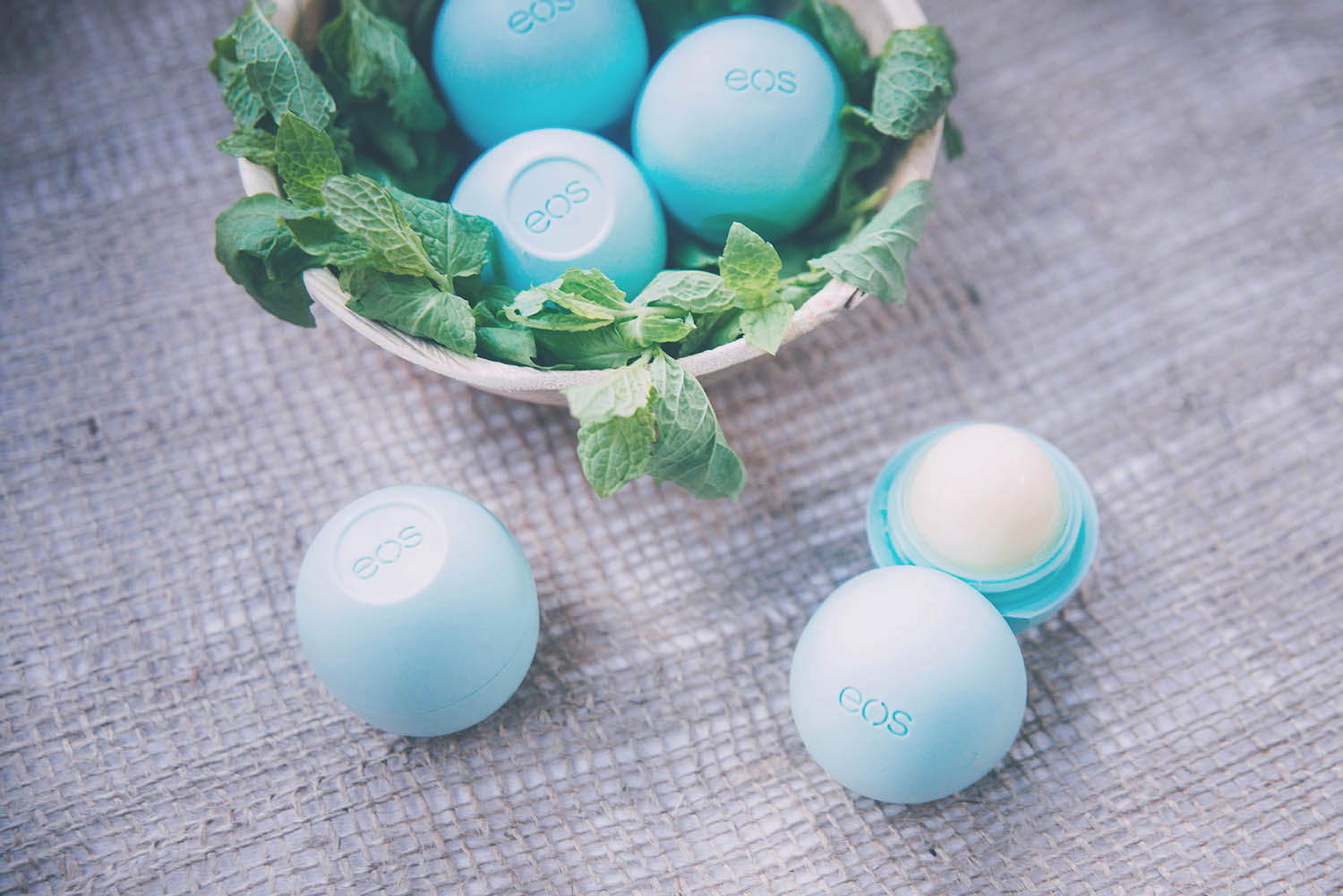 Smooth Sphere Mint Lip Balm