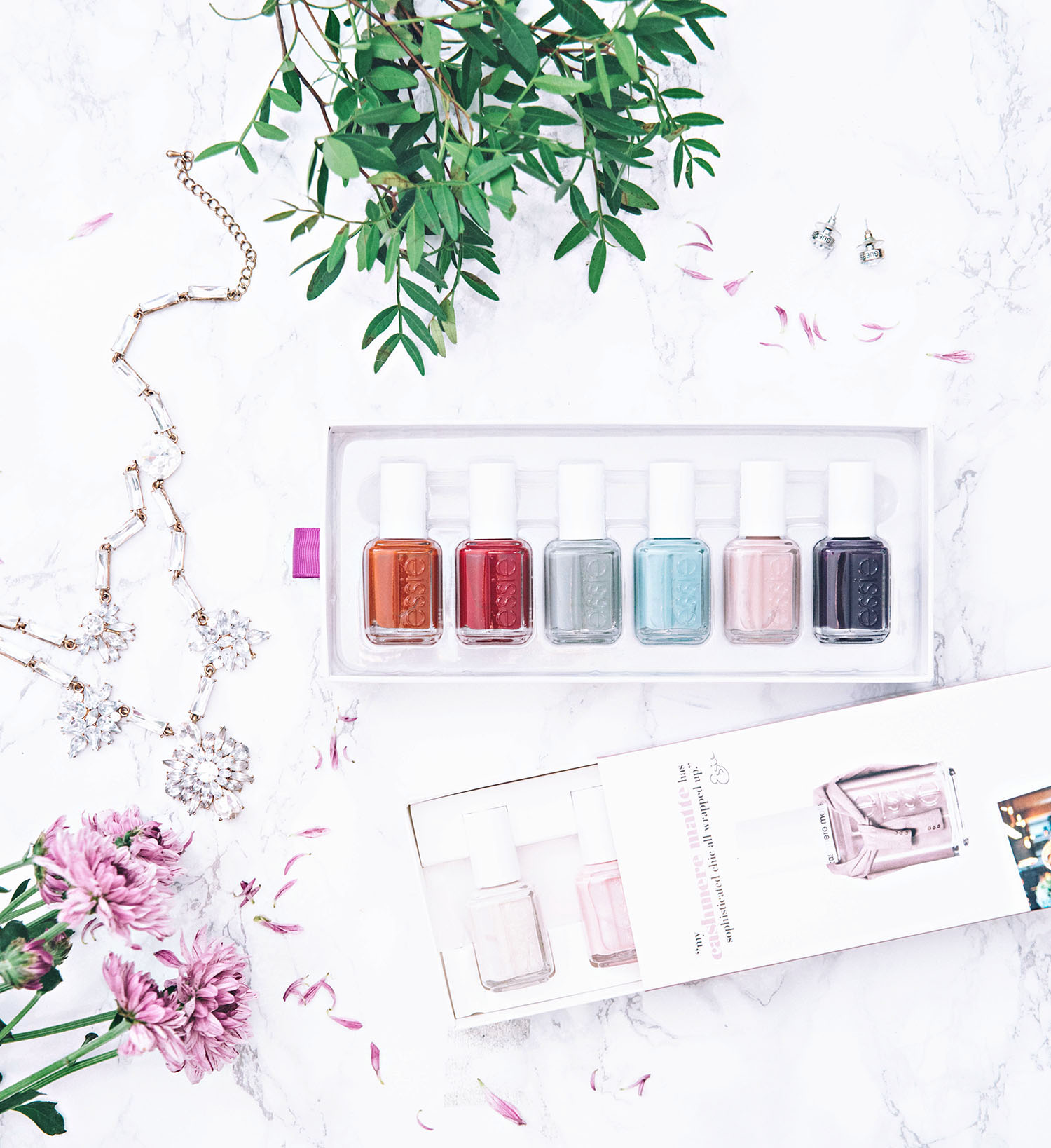 Essie Fall & Cashmere Collection 2016