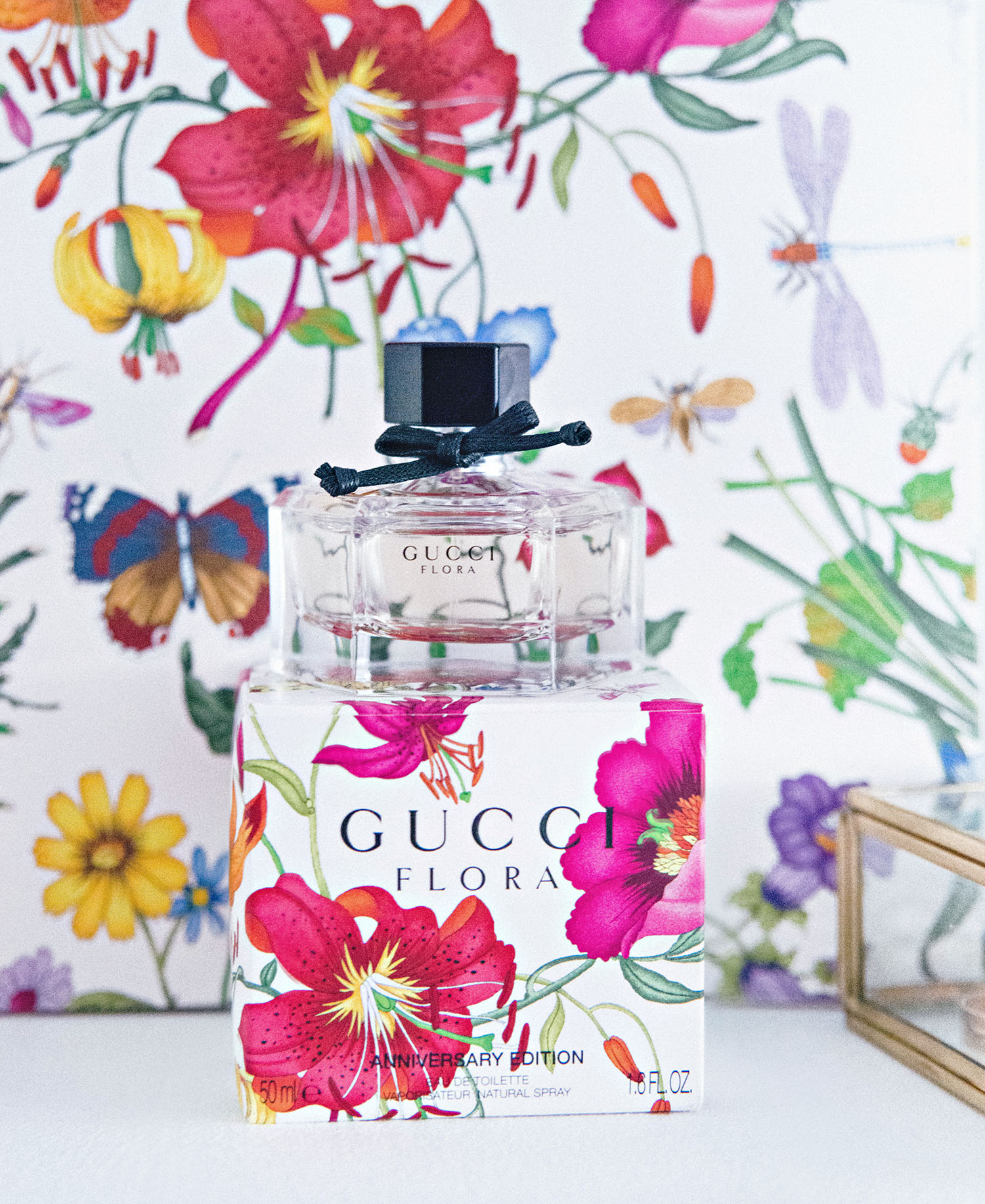 Gucci Flora Anniversary Edition Perfume