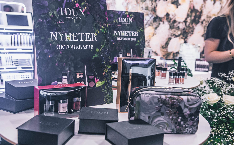 Idun Minerals nyheter oktober 2016