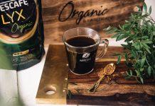 Nescafé Lyx organic - ekologiskt snabbkaffe