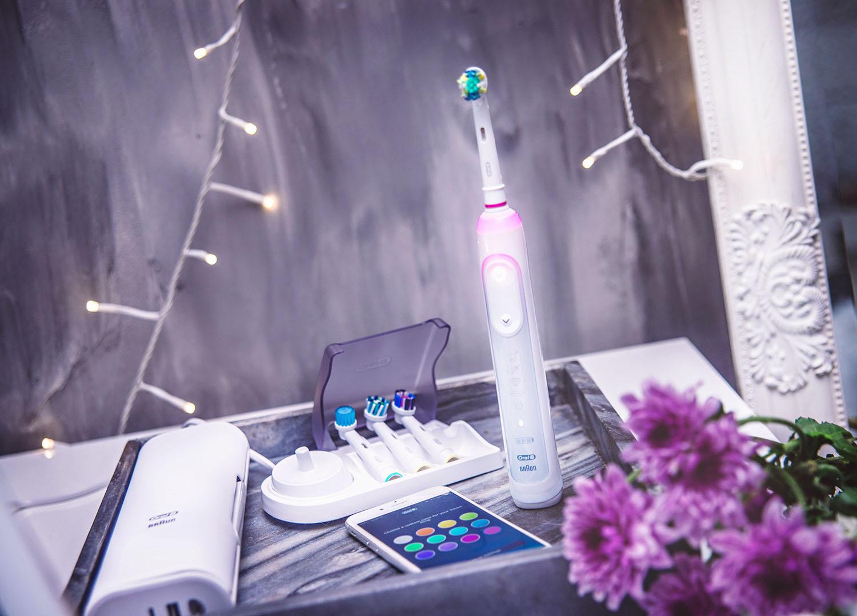 Oral-B Genius White Electric Toothbrush
