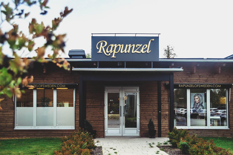 Rapunzel of Sweden - Salong i Umeå