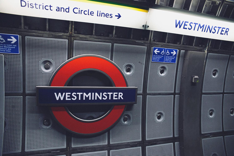 Westminster Underground