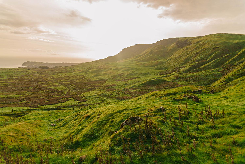 Antrim Hills at Cairncastle