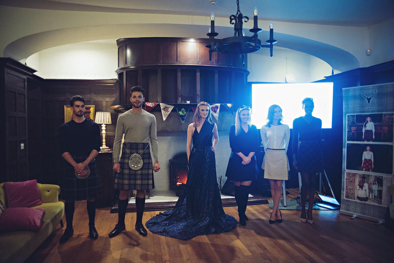 Fashion Show with Siobhan Mackenzie