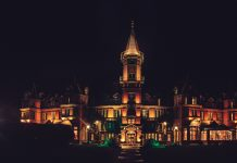 Slieve Donard Resort and Spa hotel in Down