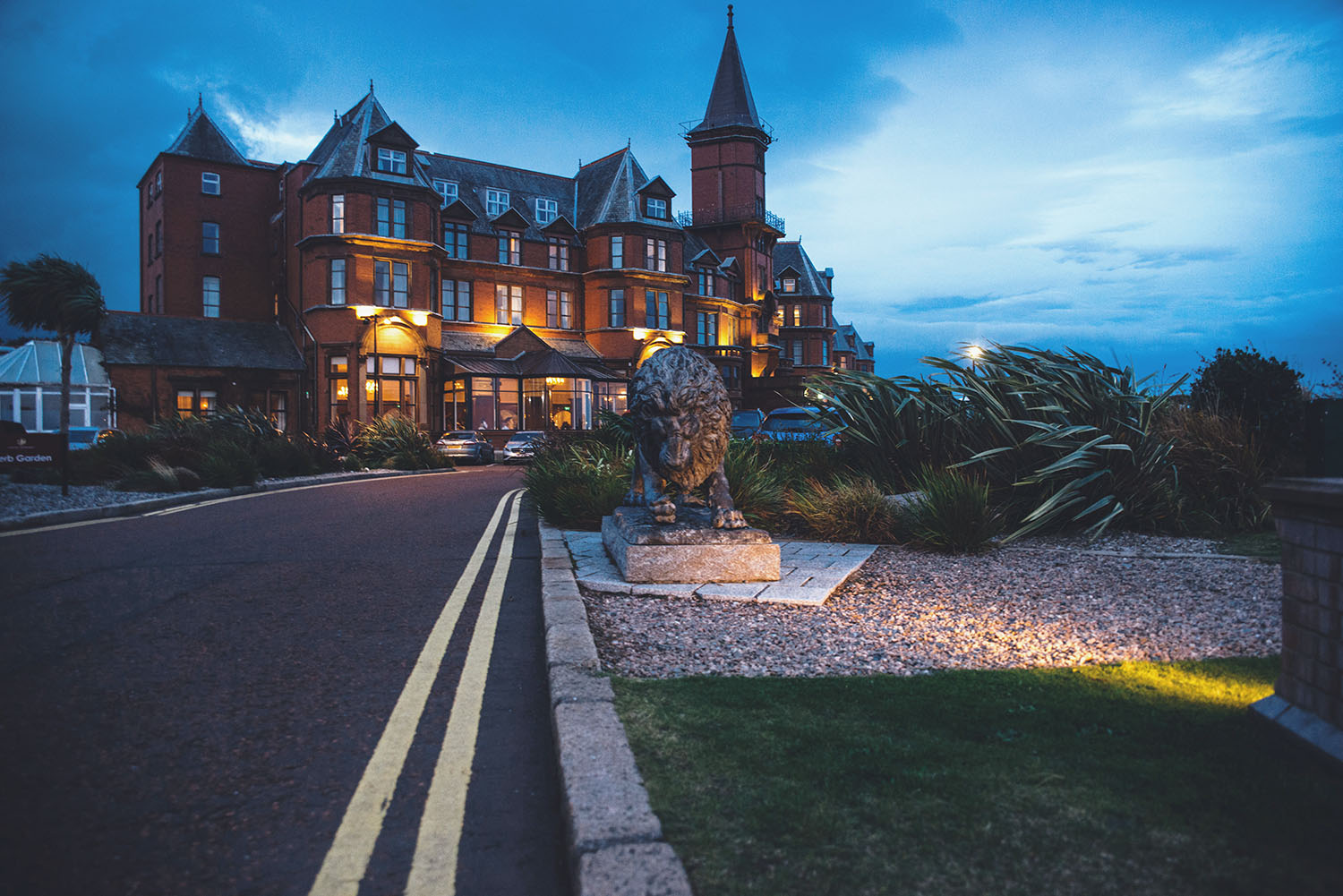 Slieve Donard Hotel Newcastle, Northern Ireland