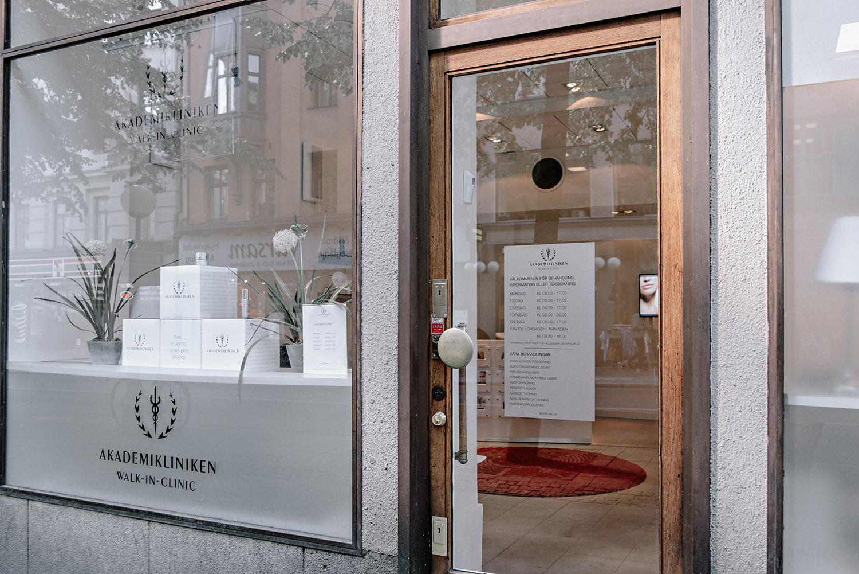 Akademikliniken Walk-in Clinic i Stockholm