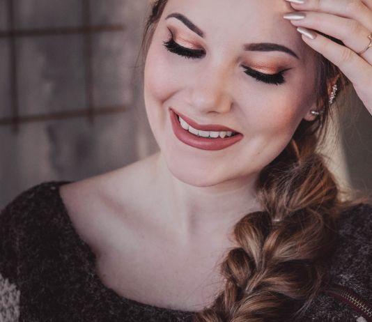 Copper Makeup Idea: Framhäv ögonfärgen med koppar