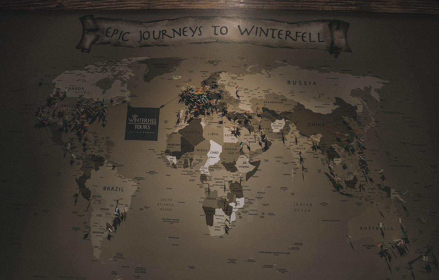 Epic Journeys to Winterfell