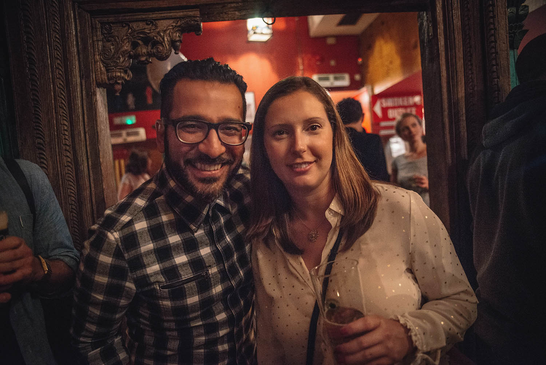 Bloggers at Hootananny - #STSInverness