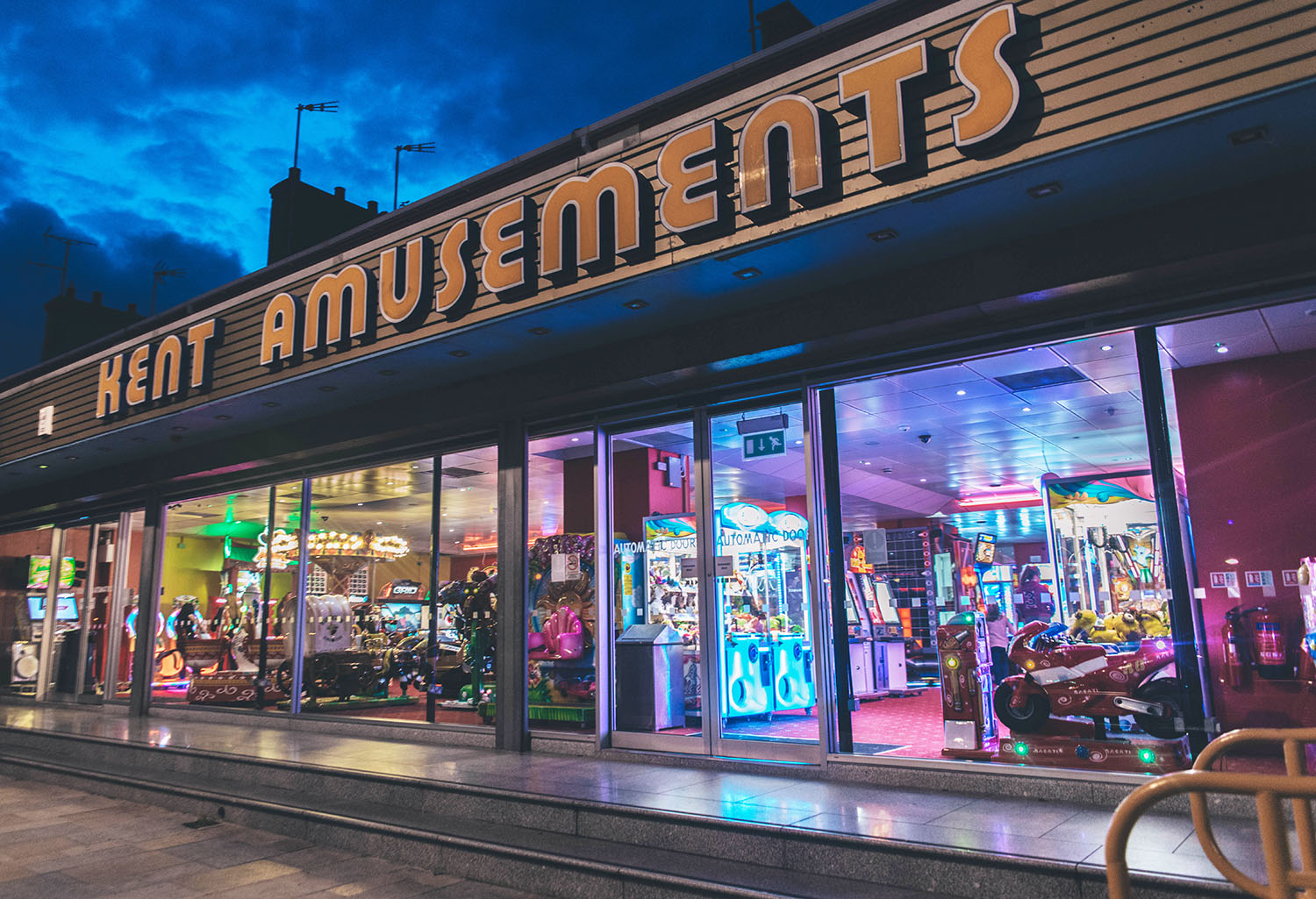 Kent Amusements, Newcastle