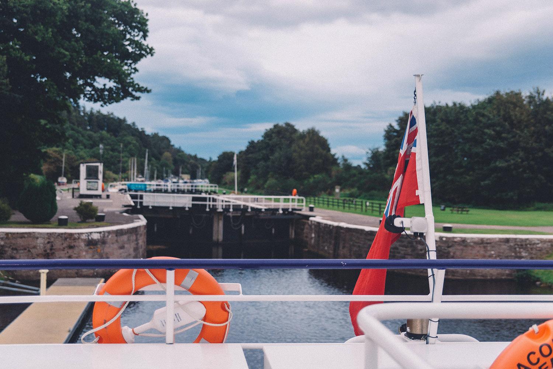 Loch Ness by Jacobite (Inverness, Scotland)