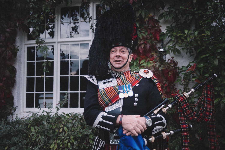 Scotland Highland bagpipe