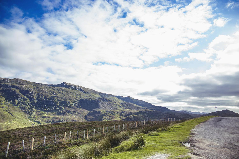 Skotska högländerna - Beatuiful scenery of Scottish Highlands