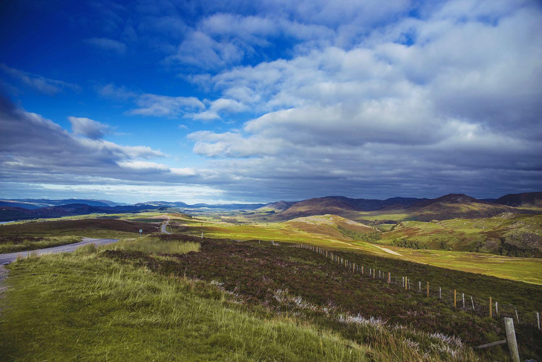 Beautiful Scottish Highlands