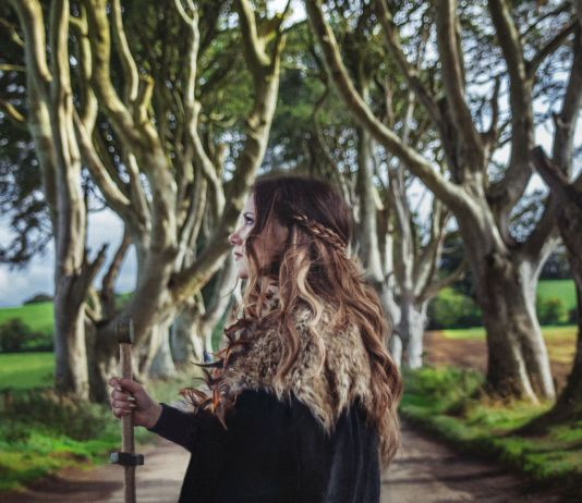 The Dark Hedges in Northern Ireland - The Kingsroad