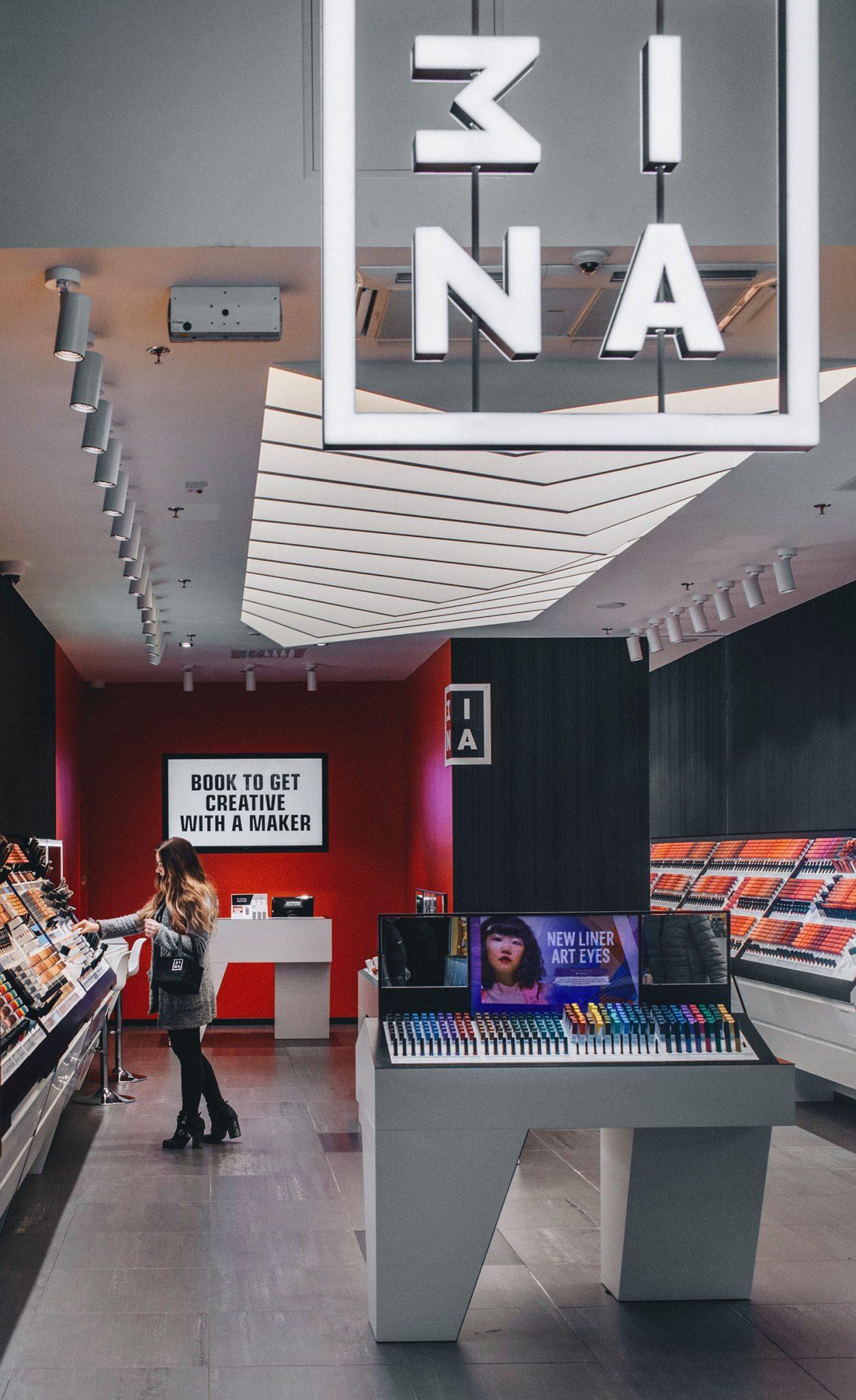 3ina Store in Kista Galleria