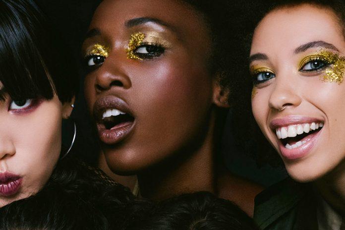 3ina Makeup Looks for Christmas 2016
