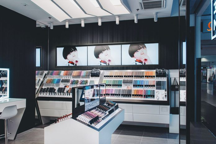 3ina MakeupStore in Stockholm