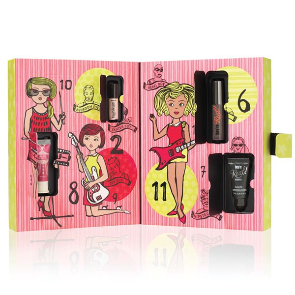 Benefit Girl O'Clock Rock Set Advent Calendar