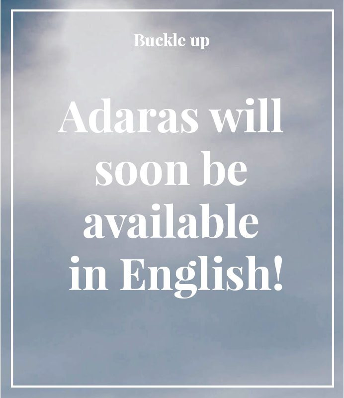 Adaras will soon be available in English