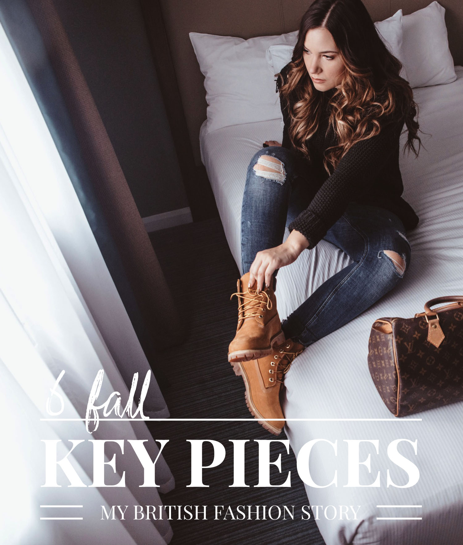 6 Key Pieces for fall - My British Fashion Story