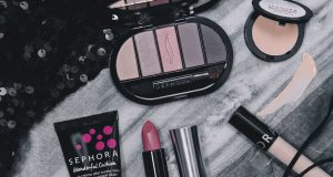 Makeup from Sephora