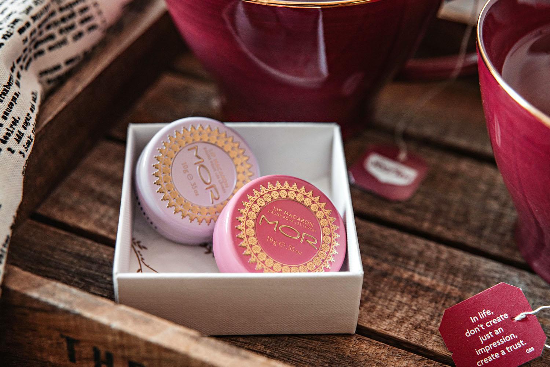Mor Cosmetics Lip Macarons