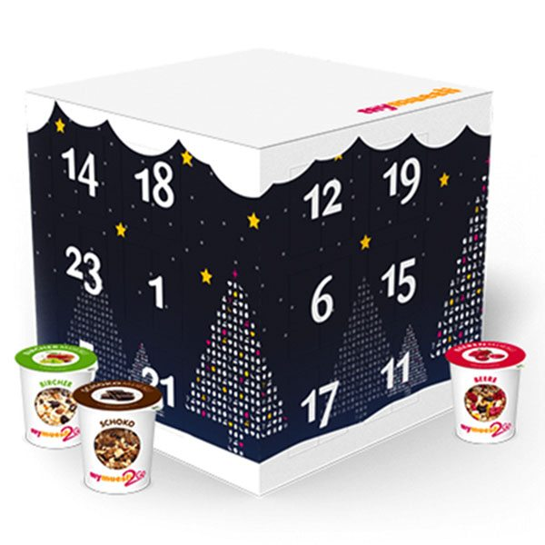 mymuesli2go Advent calendar