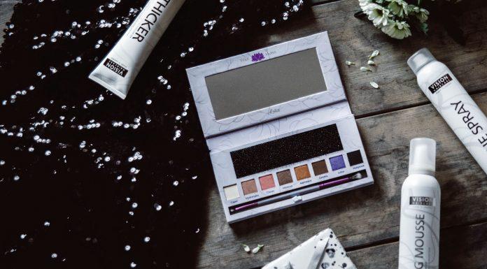 Vera Mona Lotus Color Switch Palette & Vision Haircare