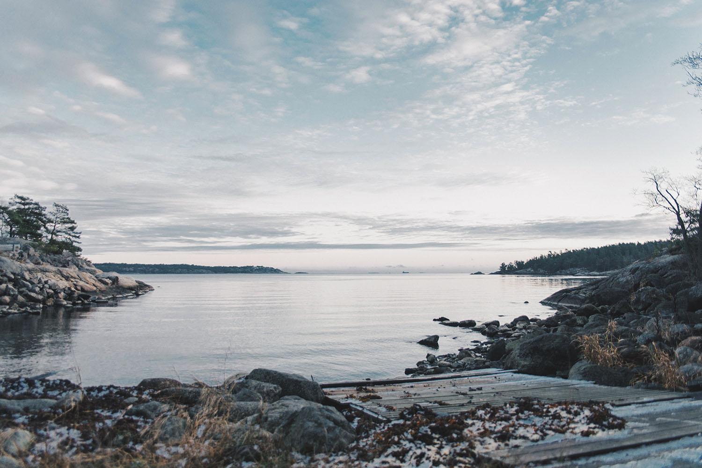 Swedish Landscape, Nynäshamn Strandvägen/Ringvägen