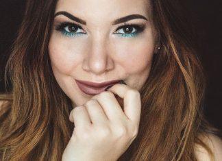Pop of Color Makeup with 3Nina Metallic Eyeshadow