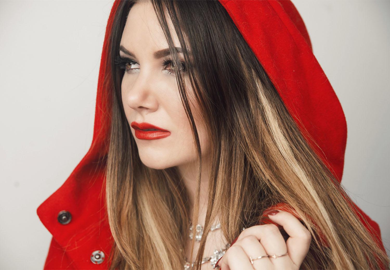 Little Red Riding Hood Makeup - Sminka dig som Rödluvan