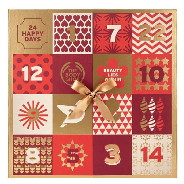 The Body Shop Adventskalender Ultimate