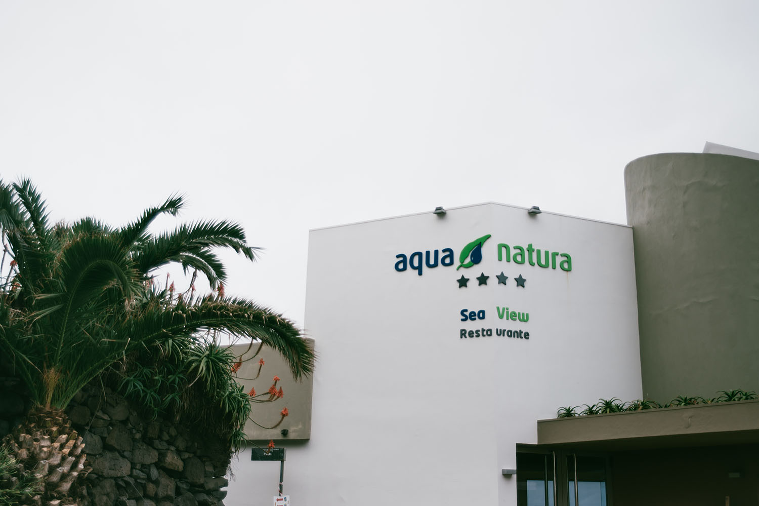Seaview Restaurant at the Aqua Natura Madeira Hotel