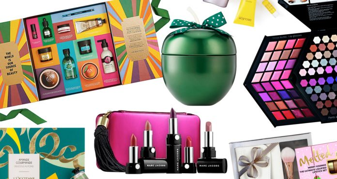Färdiga presentkit - Christmas Gift Box Ideas