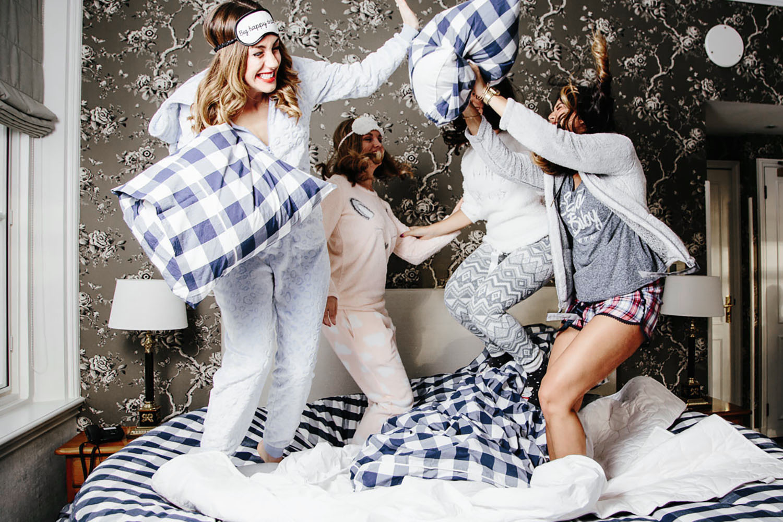 Hunkemöller X-Mas Party Cosy Photoshoot