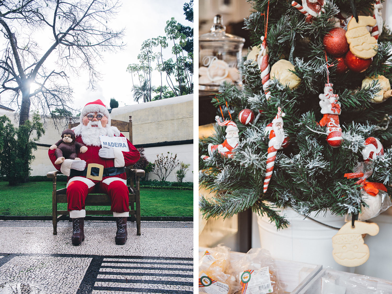 Big Santa Clause in Madeira