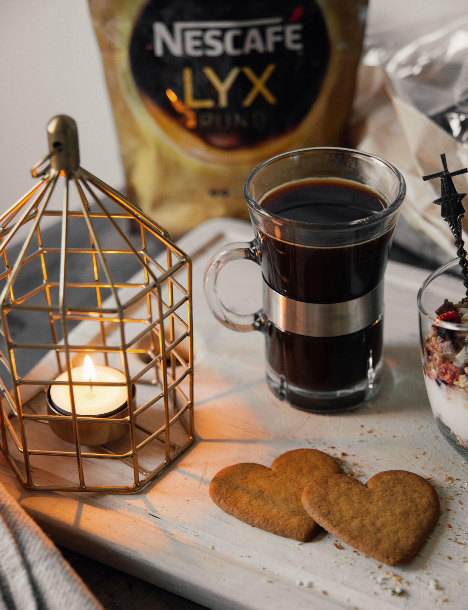 Nescafé Lyx Rund