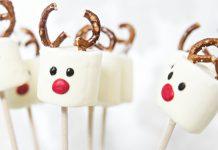DIY: Reindeer Marshmallow Pops