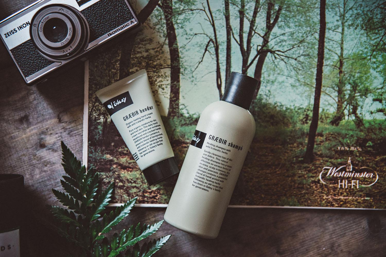 Soley GRÆÐIR hendur & GRÆÐIR shampó